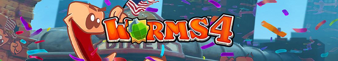 Télécharger Worms 4 pour PC (Windows) et Mac (Gratuit)